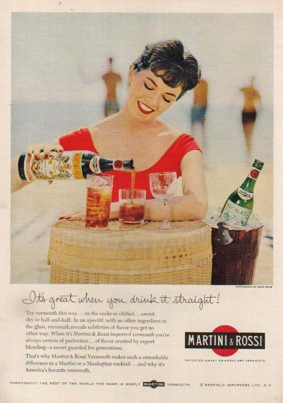 Martini & Rossi, 1959