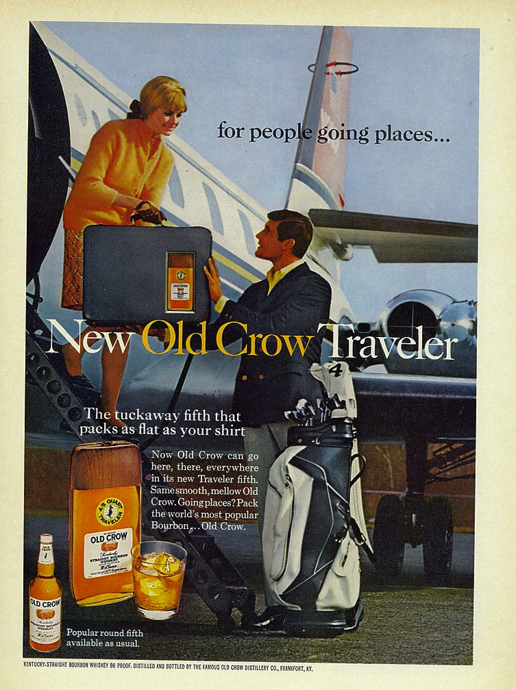 Old Crow Traveler, 1968