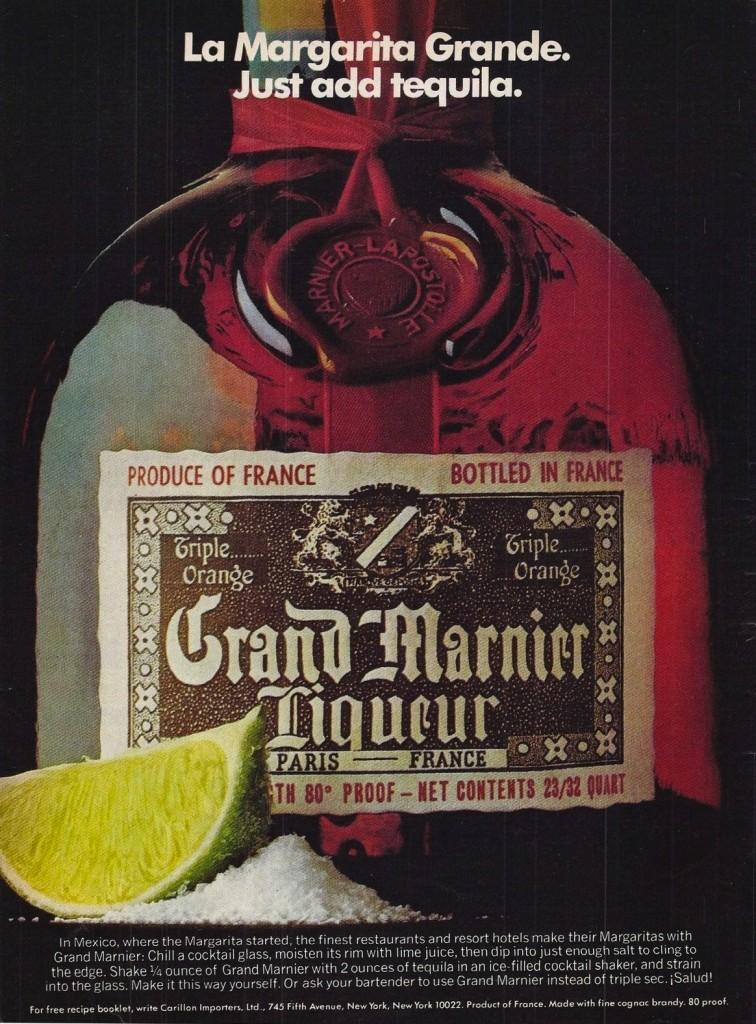 Grand Marnier, 1975