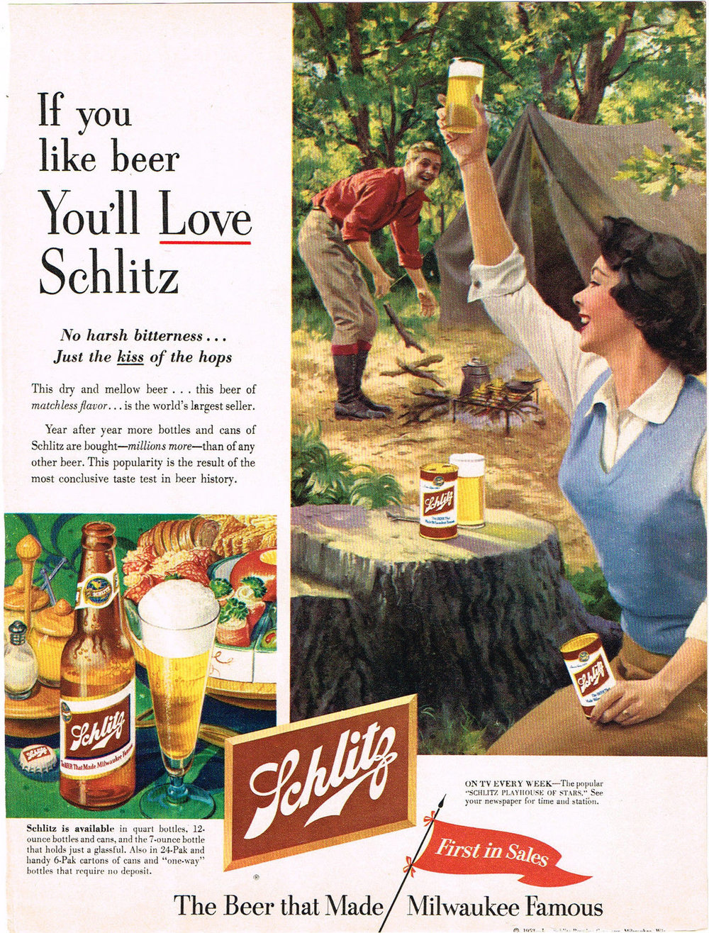 Schlitz, 1953
