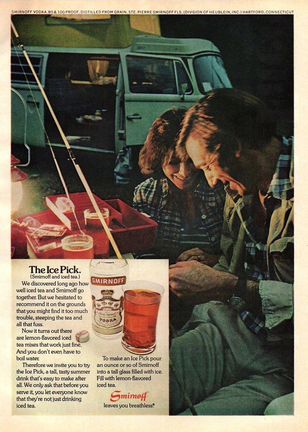 Smirnoff, 1975