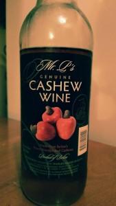 Cashew-wine