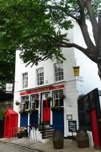 The Grenadier pub, London