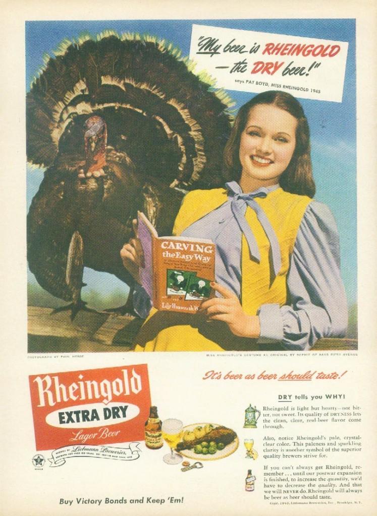 Rheingold, 1945