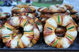 Rosca cakes, photo by Thomas Aleto
