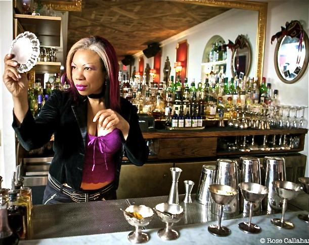 bar director ms. Franky Marshall, photo by Rose Callahan