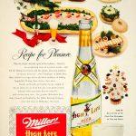 Miller High Life, 1952