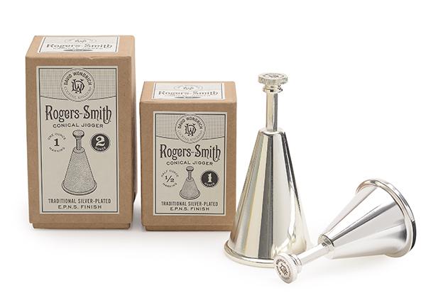 Rogers-Smith jigger, photo courtesy Cocktail Kingdom