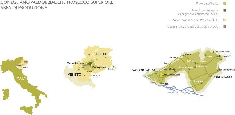 courtesy Conegliano Valdobbiadene DOCG