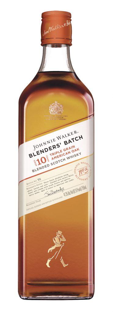 Johnnie Walker Blenders' Batch Triple Grain American Oak