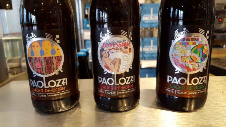 paolozzi labels