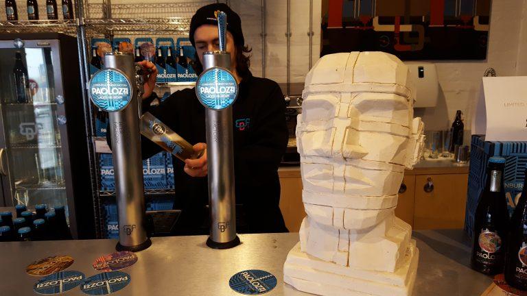 edinburgh beer factory pull