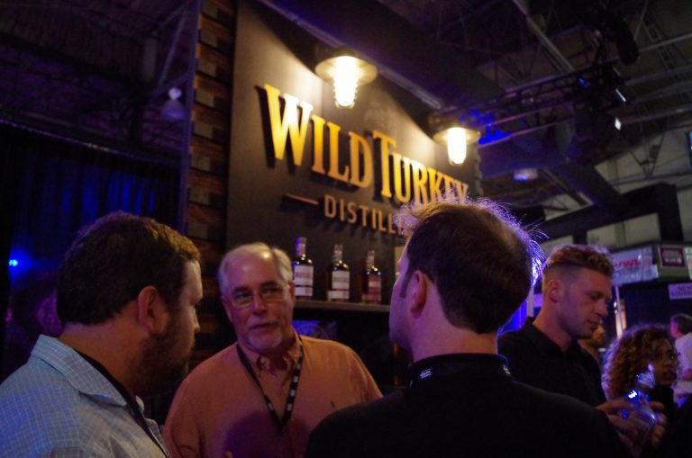 Wild Turkey's Eddie Russell at NOLA Bourbon Festival