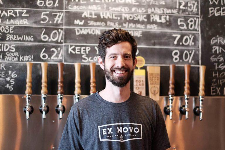 Joel Gregory owner of Ex Novo