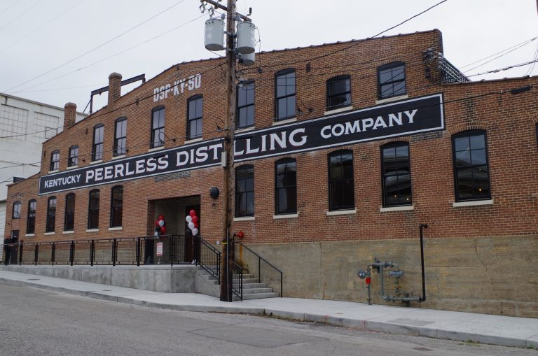 Peerless Distilling, photo by Maggie Kimberl