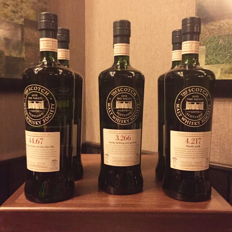 A selection from the SMWS, photo by Amanda Schuster