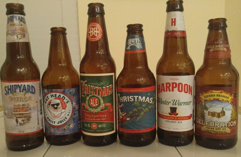 Christmas Beer.Don T Wait For Dec 25 To Unwrap These Christmas Beers