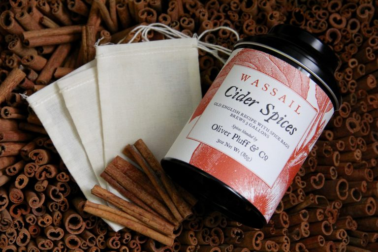 wassail kit, courtesy Oliver Pluff & Co.