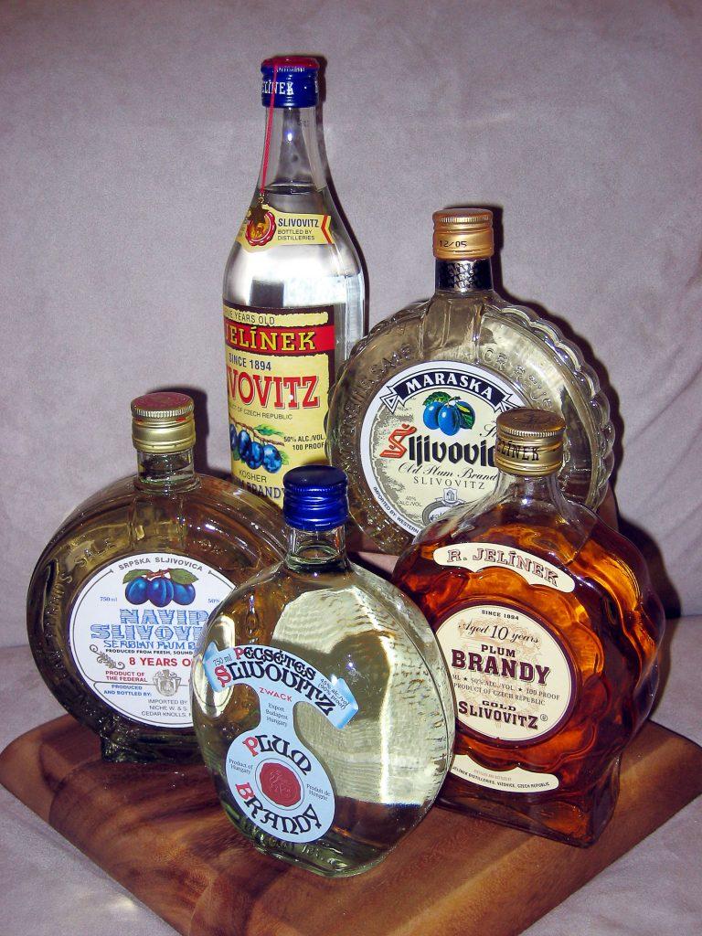 various_bottles_of_slivovitz