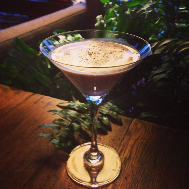 Brandy Alexander, photo by Farther Along via Flickr