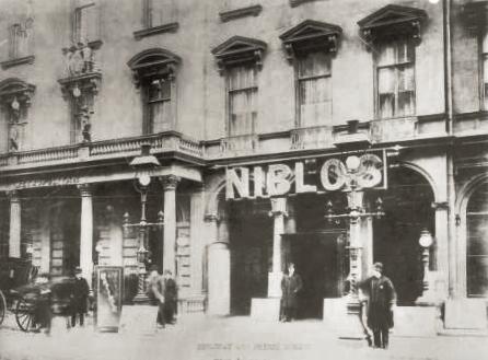 Niblo's Garden circa 1887