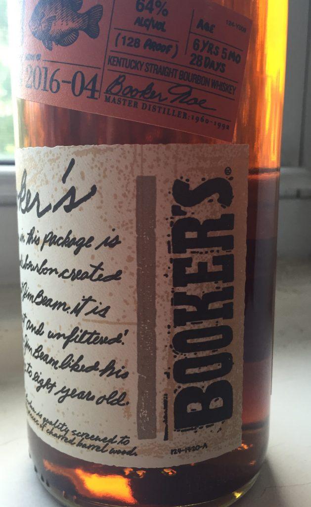 Booker's Bourbon Batch 2016-4 Bluegill Creek, photo by Amanda Schuster