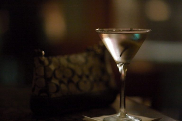 Vodka Martini, photo by David Johns
