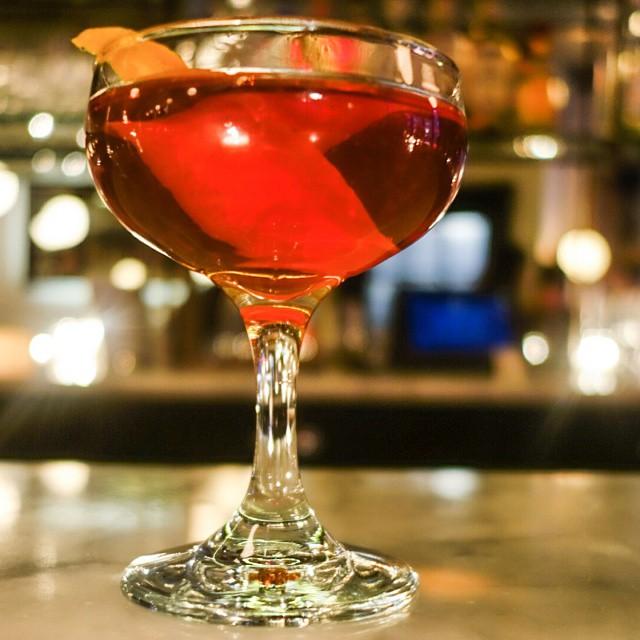 Martinez cocktail, photo by Foodie Buddha via flickr