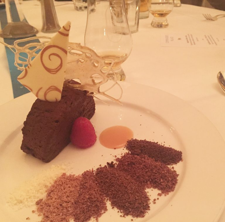 That dessert, though! Photo Amanda Schuster