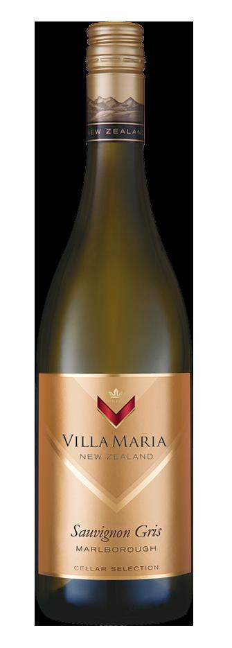 Villa Maria Cellar Selection Sauvignon Gris 2015