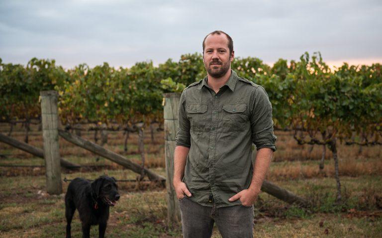 Te Awa winemaker Richard Painter
