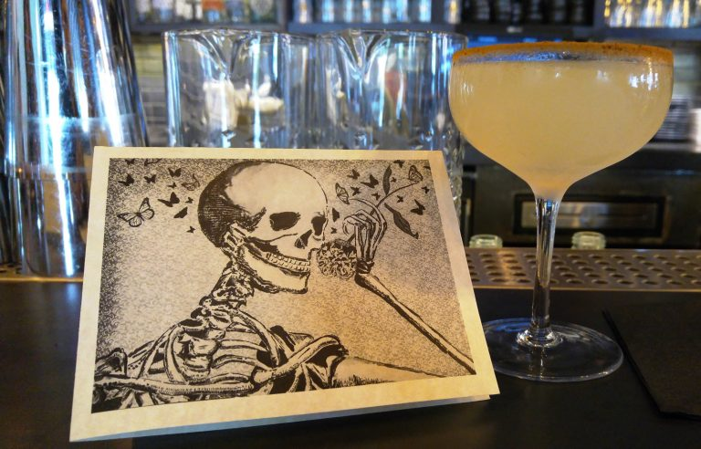 The Mayahuel (Margarita variation) cocktail