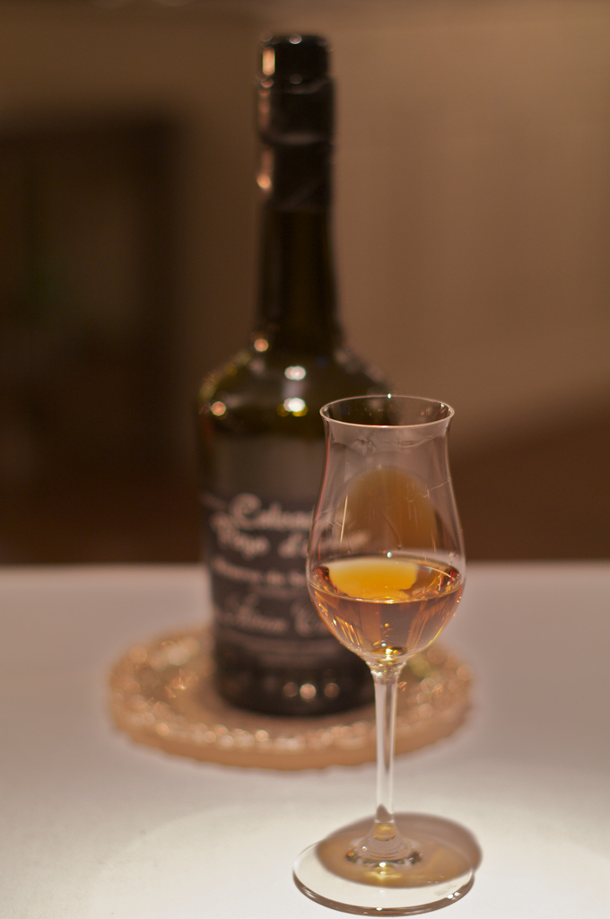 Calvados, photo by Robert Nunn