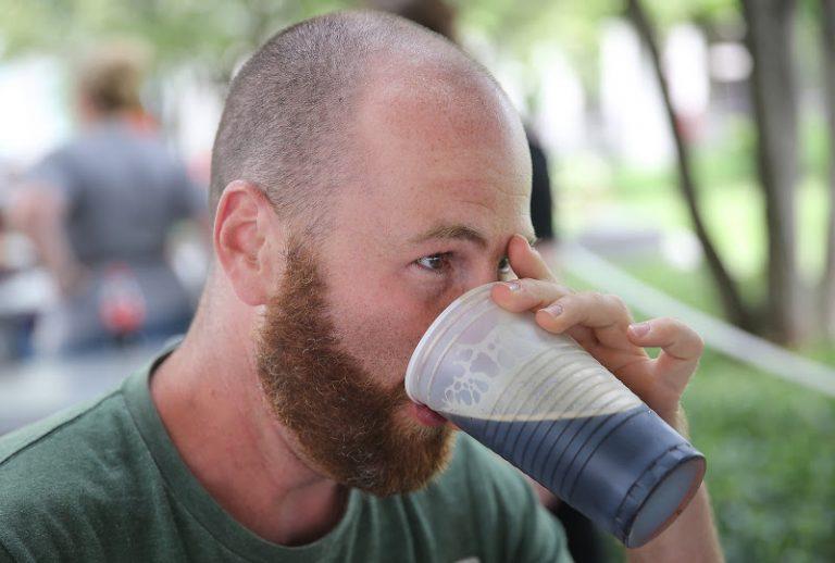 Taste of Cincinnati beer guy