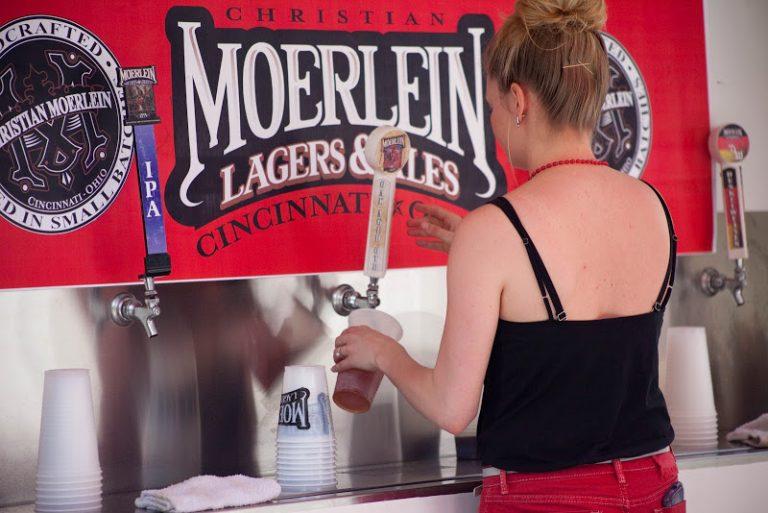 Taste of Cincinnati Moerlein