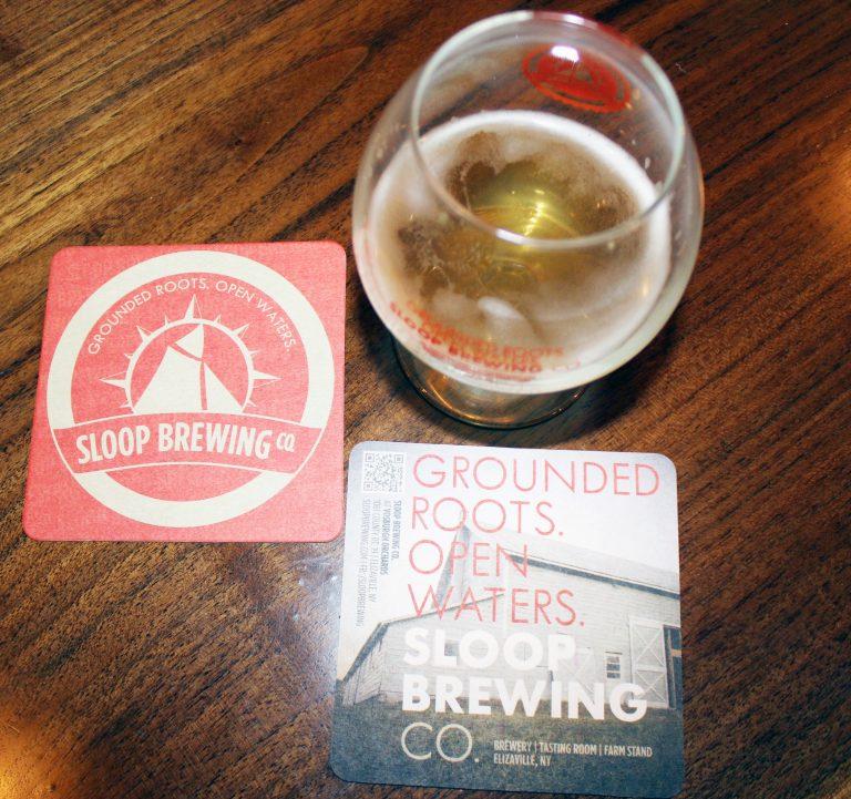 Sloop Brewing Confliction Sour Ale