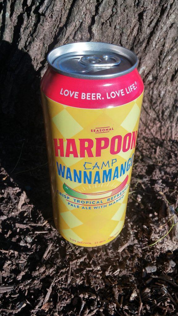 Harpoon Camp Wannamango, photo by Kevin Gibson
