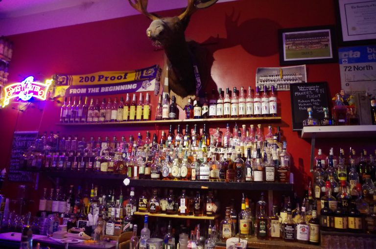 Haymarket Whiskey Bar, courtesy Maggie Kimberl