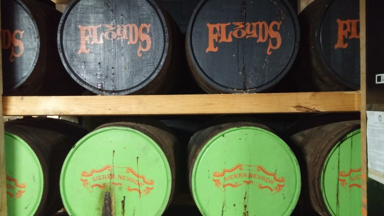 3 floyds barrels copper and kings