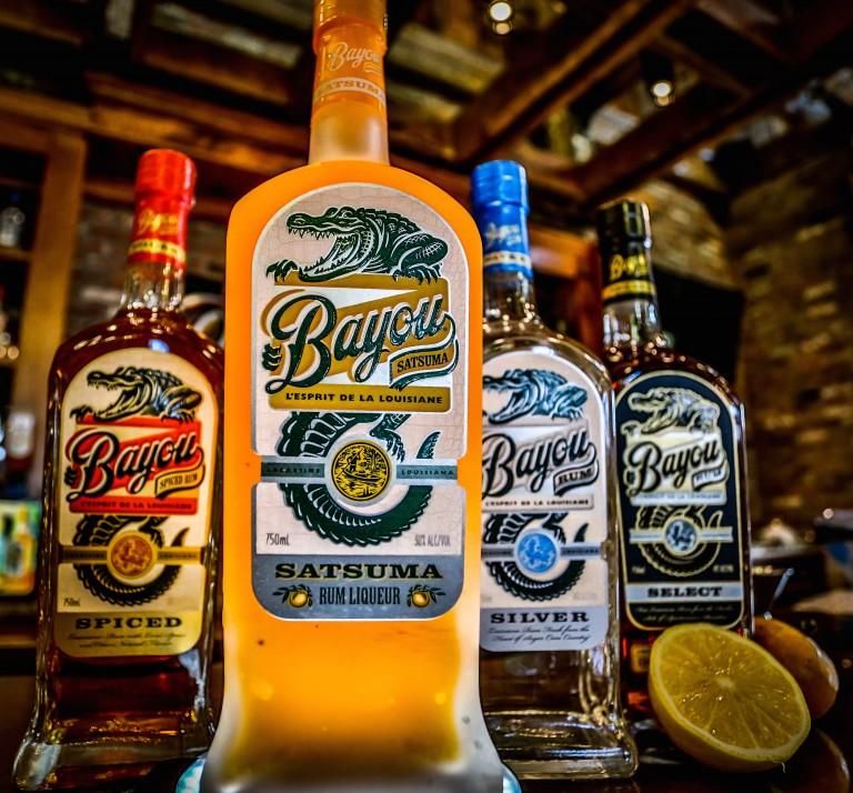 bayou rums