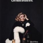 Black Velvet, 1972
