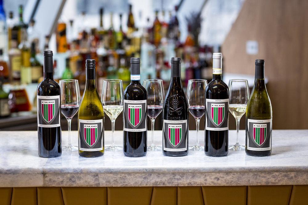 Faldo Wine Collection