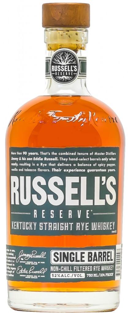 RR Single Barrel Rye