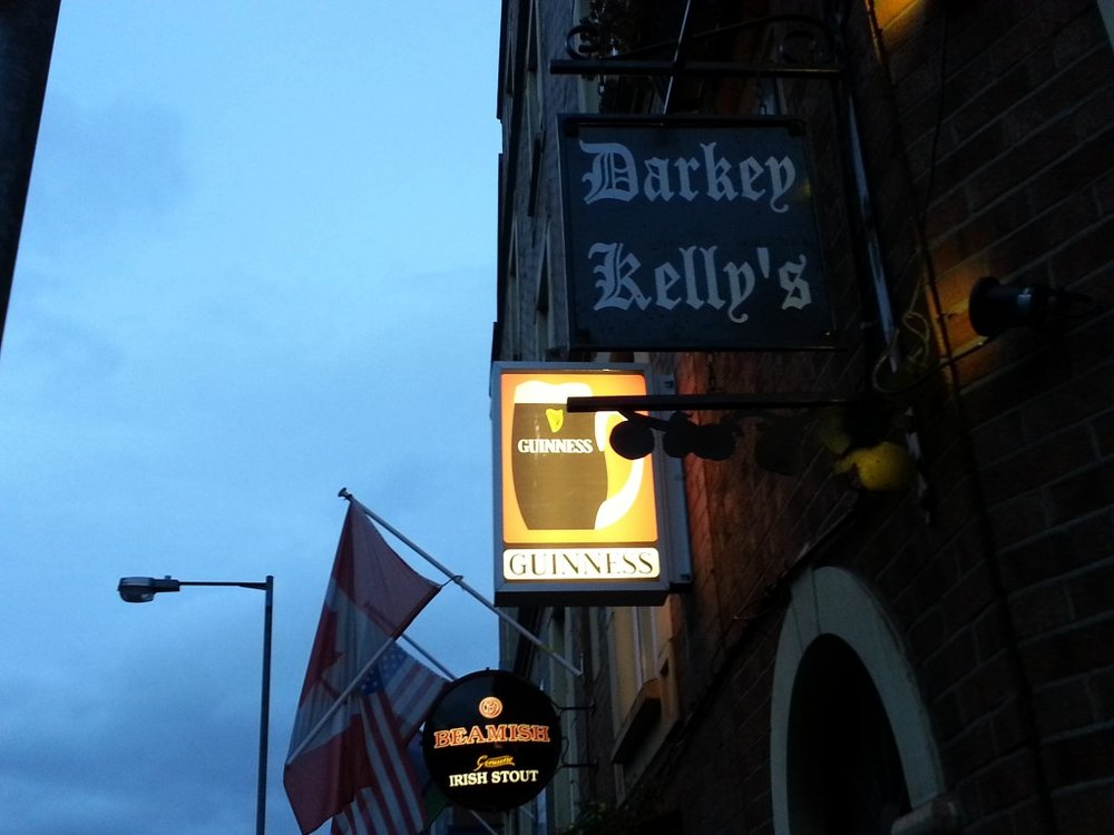 darkey kelly's dublin