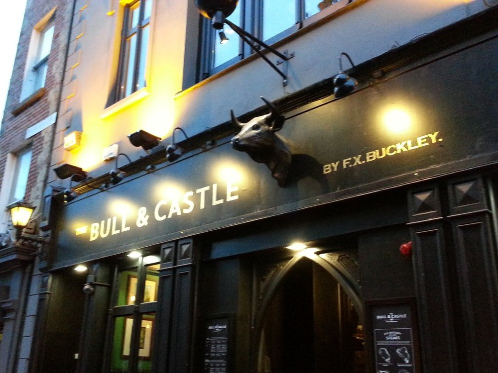 bull and castle