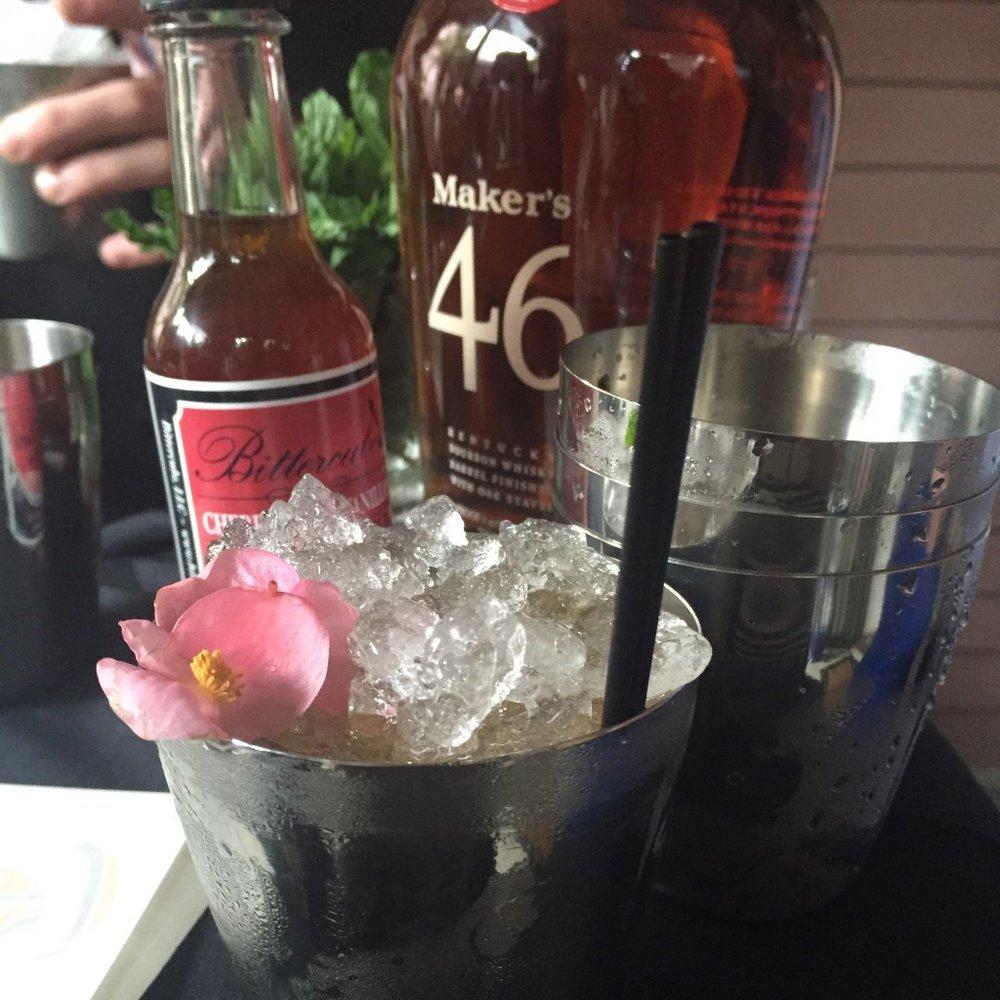 Makers Mark 46 Cherry Julep at Beam Suntorys