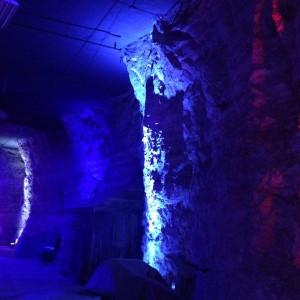 Mega Caverns