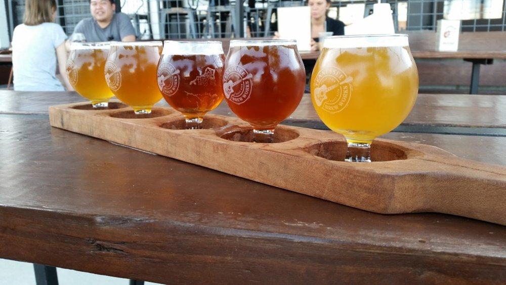 TN Brew Works Beer 2
