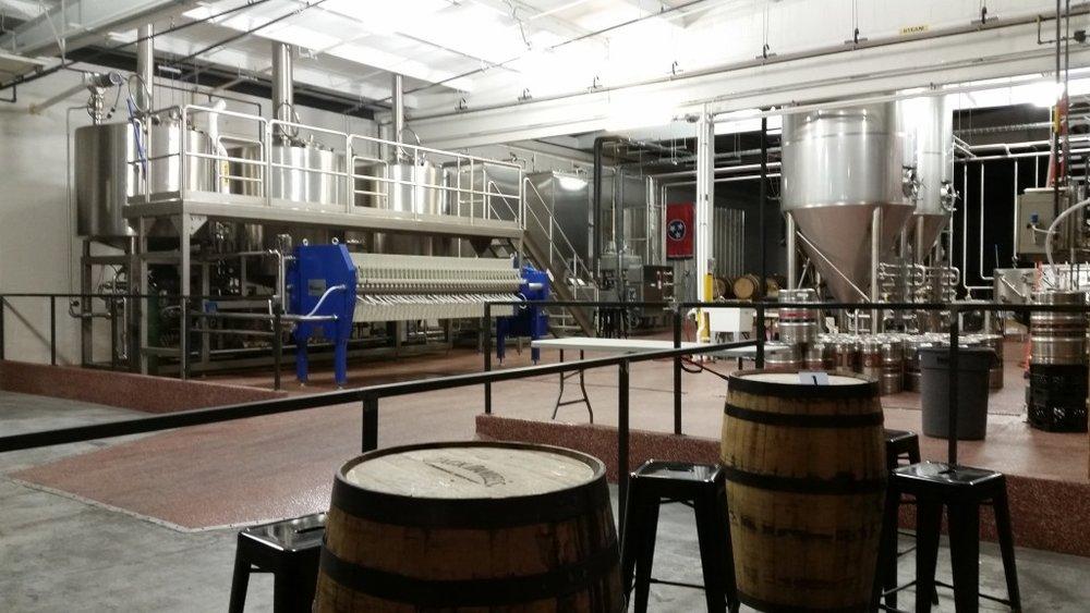 TN Brew Works Brewing