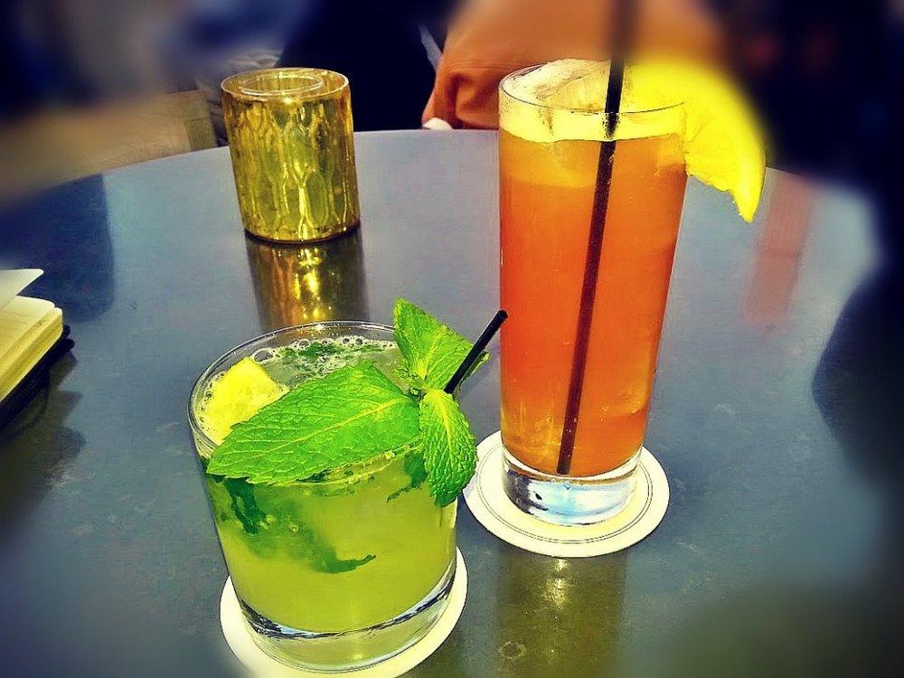 Sara cocktails